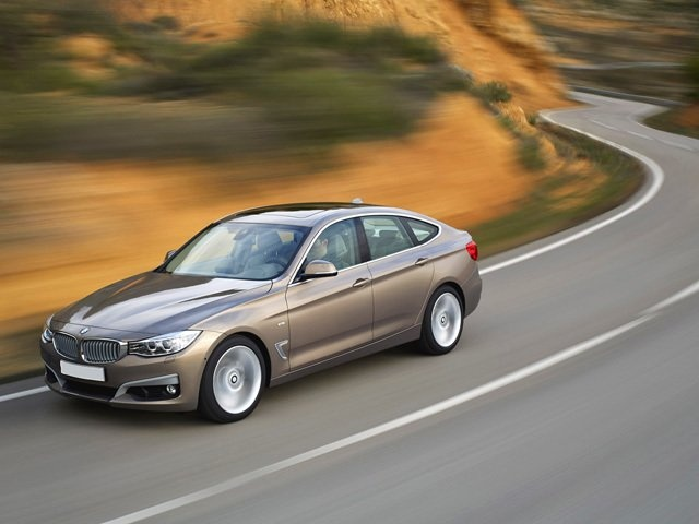 nuova SERIE 3 GRAN TURISMO - BMW N°3