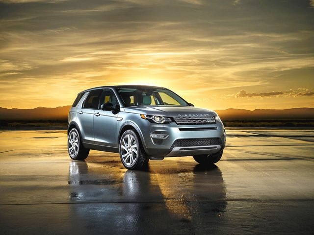 nuova DISCOVERY SPORT - LAND ROVER N°4