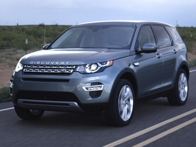 nuova DISCOVERY SPORT - LAND ROVER N°2
