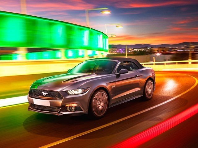nuova MUSTANG - FORD N°3