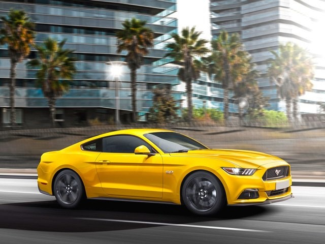 nuova MUSTANG - FORD N°2