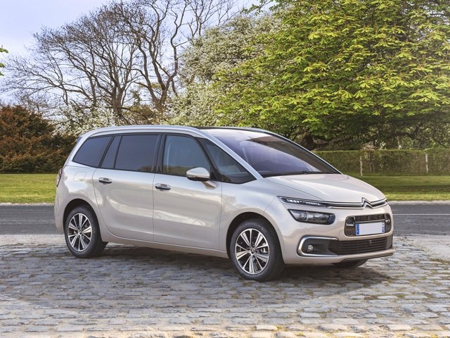 nuova GRAND C4 SPACETOURER - CITROEN
