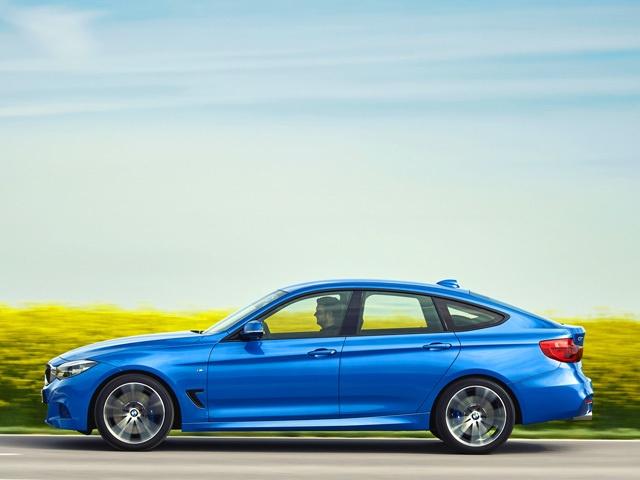 nuova SERIE 3 GRAN TURISMO - BMW N°1