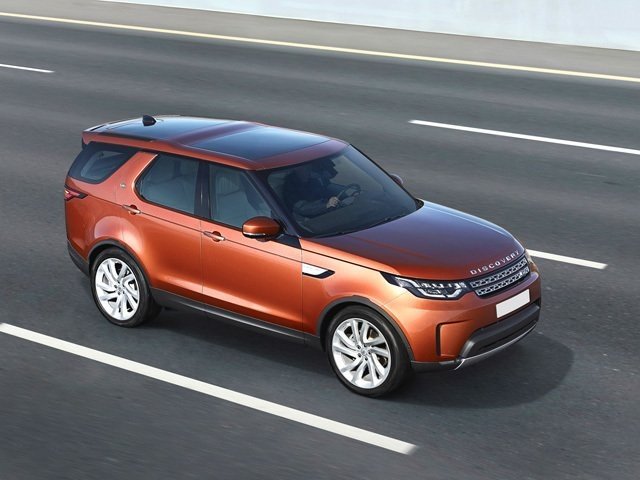 nuova DISCOVERY - LAND ROVER N°1