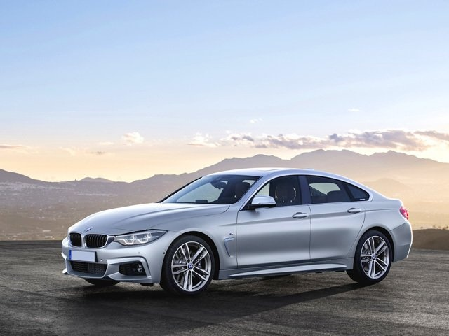 nuova SERIE 4 - BMW N°5