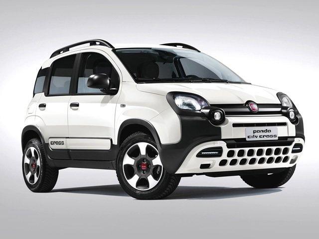 nuova PANDA - FIAT N°4