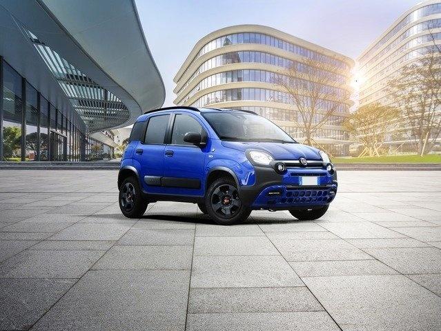 nuova PANDA - FIAT N°3
