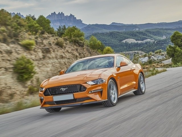 nuova MUSTANG - FORD
