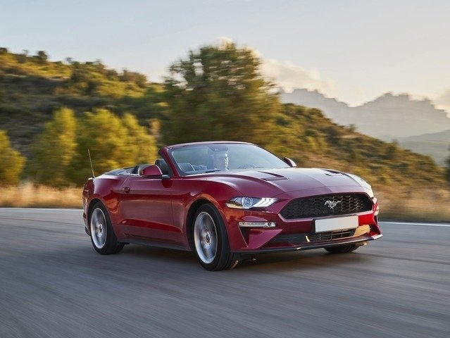nuova MUSTANG - FORD N°1