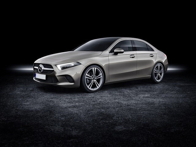 MERCEDES CLASSE A SEDAN EQ-POWER