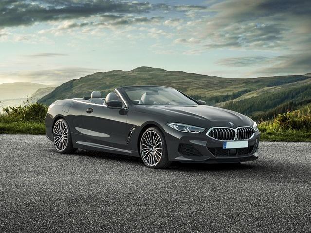 SERIE 8 CABRIO - BMW