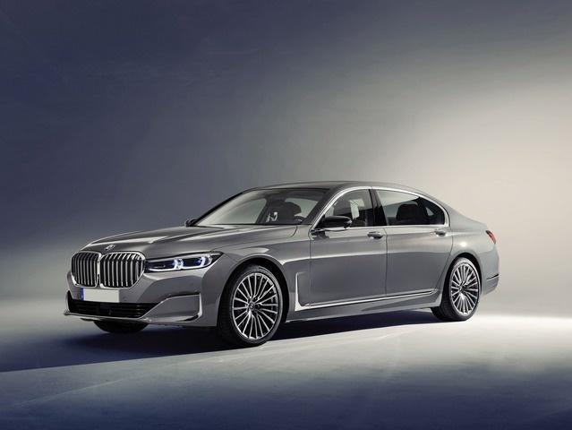 SERIE 7 - BMW