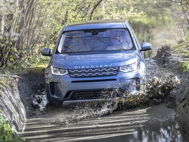 nuova DISCOVERY SPORT - LAND ROVER N°1