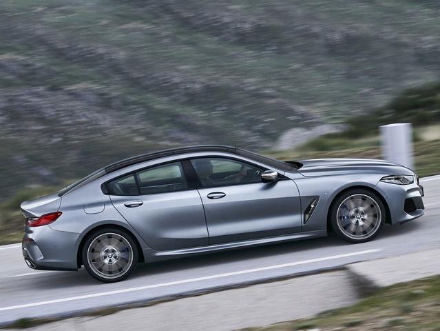 nuova SERIE 8 - BMW