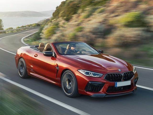 nuova SERIE 8 CABRIO - BMW N°1