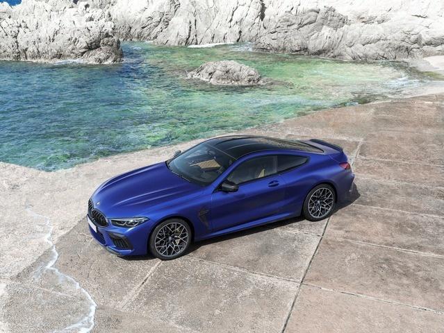 nuova SERIE 8 - BMW N°2