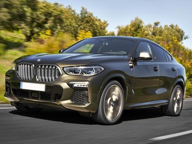 nuova X6 - BMW N°1