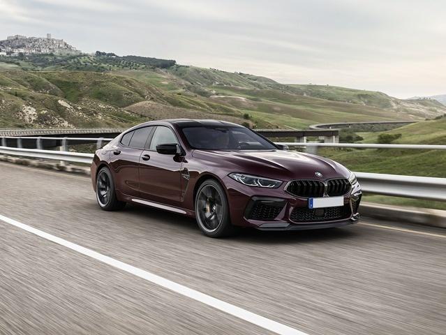 nuova SERIE 8 - BMW N°1