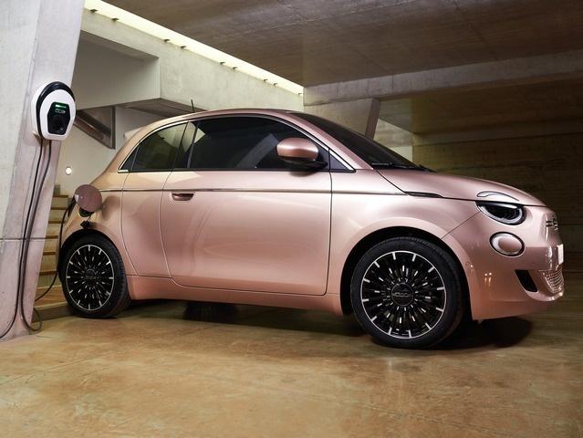 500 ELECTRIC CABRIO - FIAT