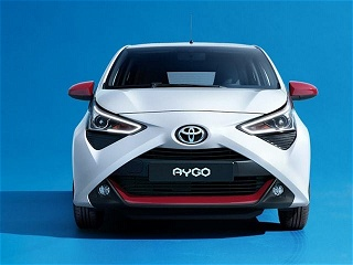 Nuova Toyota Aygo Connect