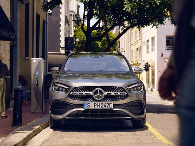 nuova CLASSE GLA EQ POWER - MERCEDES