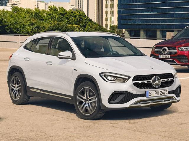 Mercedes-Benz GLA Plug-in Hybrid
