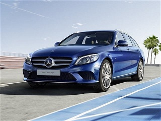 Mercedes-Benz Nuova Classe C Station Wagon