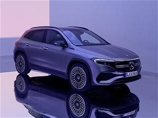 Mercedes-Benz Nuova EQA