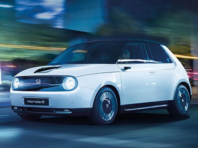 Honda-e Advanced