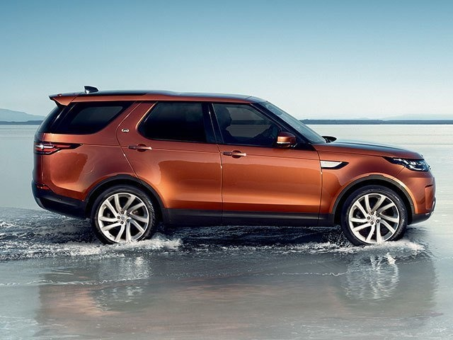 nuova DISCOVERY - LAND ROVER