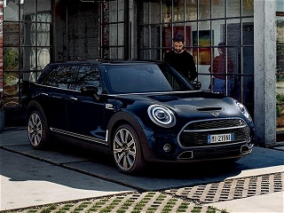 NUOVA MINI COOPER CLUBMAN MAYFAIR EDITION