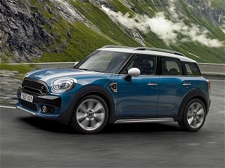 NUOVA MINI COOPER COUNTRYMAN NORTHWOOD EDITION