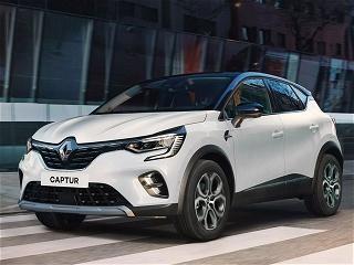 Renault NUOVO CAPTUR E-TECH HYBRID