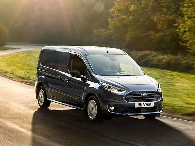 nuova TRANSIT CONNECT - FORD