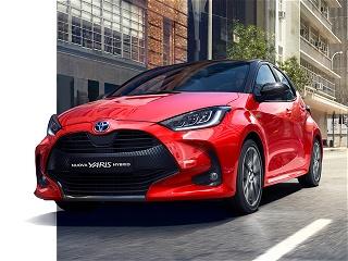 Nuova Toyota Yaris Hybrid