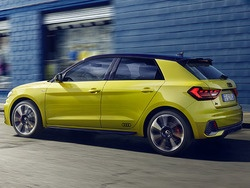 Audi A1 Sportback 1.0 (30) TFSI Admired S tronic