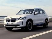 Nuova BMW iX3