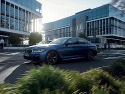 NUOVA BMW SERIE 5 BERLINA 520d MILD HYBRID