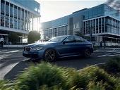 NUOVA BMW SERIE 5 520d MILD HYBRID