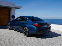 NUOVA BMW SERIE 5 PHEV