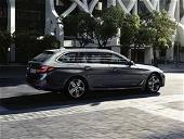 NUOVA BMW SERIE 5 520d TOURING MILD HYBRID