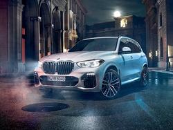 BMW X5 xDRIVE30d MILD HYBRID