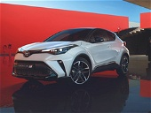 Nuovo Toyota C-HR Hybrid