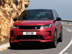 LAND ROVER DISCOVERY SPORT HYBRID