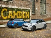MINI COOPER 5 PORTE CAMDEN EDITION