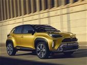Nuova Toyota Yaris Cross Hybrid