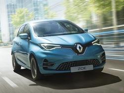 Renault Nuova ZOE